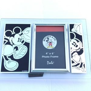 Disney Mickey Mouse Picture Frame Dale Tiffany